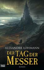 Buch-Cover, Alexander Lohmann: Der Tag der Messer