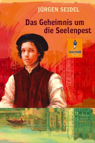 Buch-Cover, Jürgen Seidel: Das Geheimnis um die Seelenpest