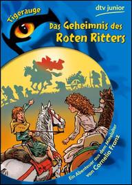 Buch-Cover, Cornelia Franz: Das Geheimnis des Roten Ritters