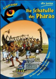 Buch-Cover, Christa Holtei: Die Schatulle des Pharao