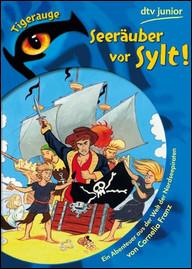 Buch-Cover, Cornelia Franz: Seeräuber vor Sylt