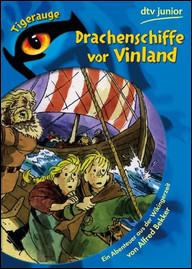 Buch-Cover, Alfred Bekker: Drachenschiffe vor Vinland