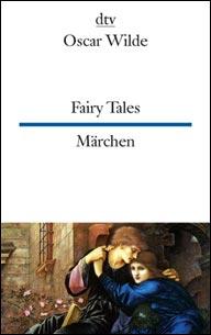 Buch-Cover, Oscar Wilde: Fairy Tales, Märchen (Zweisprachig)