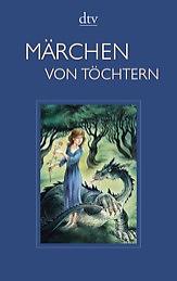 Buch-Cover, Gudrun Lehmann-Scherf: Märchen von Töchtern