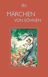 Buch-Cover, Gudrun Lehmann-Scherf: Märchen von Söhnen
