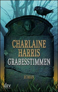 Buch-Cover, Charlaine Harris: Grabesstimmen