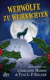 Buch-Cover, Charlaine Harris: Werwölfe zu Weihnachten