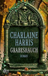 Buch-Cover, Charlaine Harris: Grabeshauch