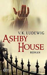 Buch-Cover, V.K. Ludewig: Ashby House