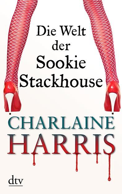 Buch-Cover, Charlaine Harris: Die Welt der Sookie Stackhouse