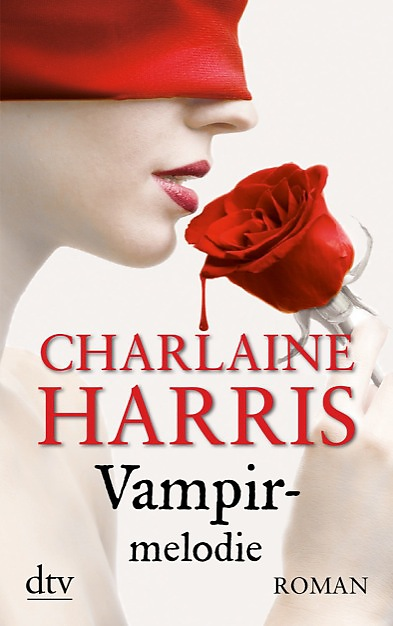 Buch-Cover, Charlaine Harris: Vampirmelodie