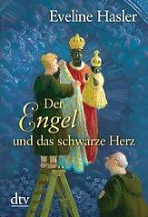 Buch-Cover, Eveline Hasler: Der Engel und das schwarze Herz