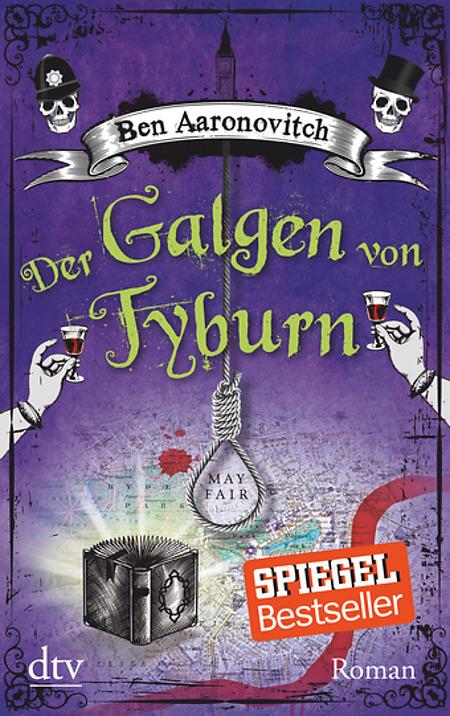 Buch-Cover, Ben Aaronovitch: Der Galgen von Tyburn