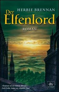 Buch-Cover, Herbie Brennan: Der Elfenlord