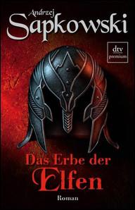 Buch-Cover, Andrzej Sapkowski: Das Erbe der Elfen
