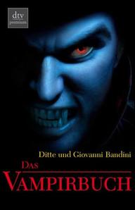 Buch-Cover, Ditte Bandini: Das Vampirbuch