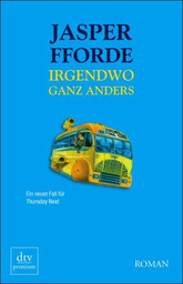 Buch-Cover, Jasper Fforde: Irgendwo ganz anders