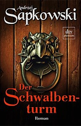 Buch-Cover, Andrzej Sapkowski: Der Schwalbenturm