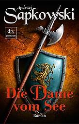 Buch-Cover, Andrzej Sapkowski: Die Dame vom See