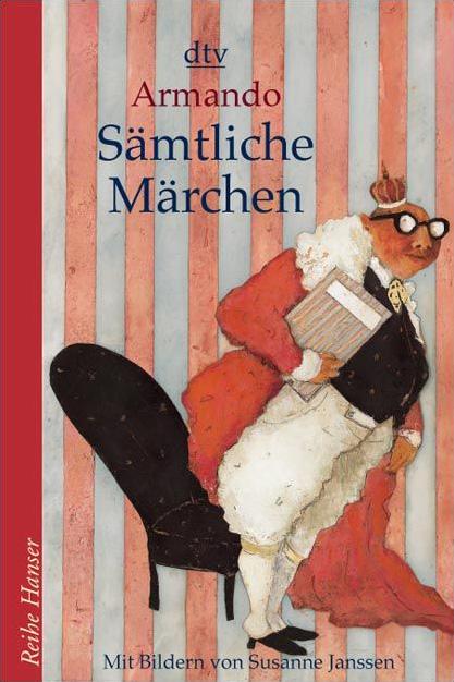 Buch-Cover,  Armando: Sämtliche Märchen