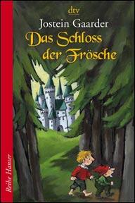 Buch-Cover, Jostein Gaarder: Das Schloss der Frösche