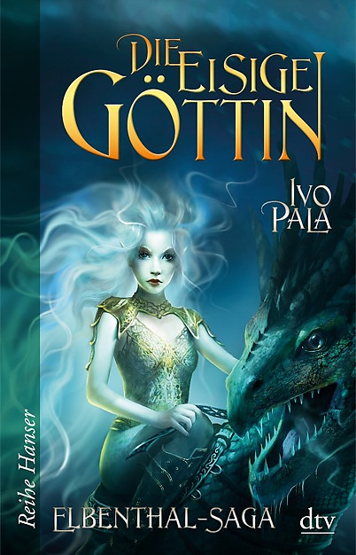 Buch-Cover, Ivo Pala: Die eisige Göttin