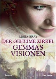 Buch-Cover, Libba Bray: Gemmas Visionen