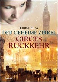 Buch-Cover, Libba Bray: Circes Rückkehr