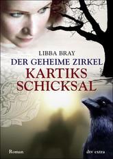 Buch-Cover, Libba Bray: Kartiks Schicksal