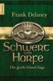 Buch-Cover, Frank Delaney: Schwert und Harfe