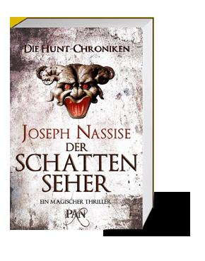 Buch-Cover, Joseph Nassise: Der Schattenseher