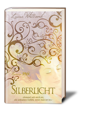 Buch-Cover, Laura Whitcomb: Silberlicht
