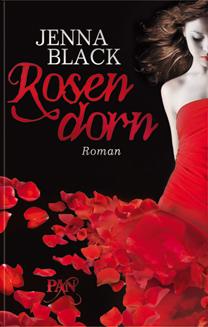 Buch-Cover, Jenna Black: Rosendorn