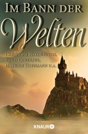 Buch-Cover, Franz Leipold: Im Bann der Welten