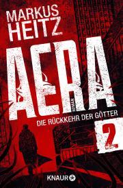 Buch-Cover, Markus Heitz: Das Vatikanrätsel