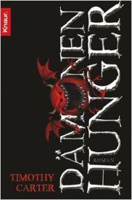 Buch-Cover, Timothy Carter: Dämonenhunger