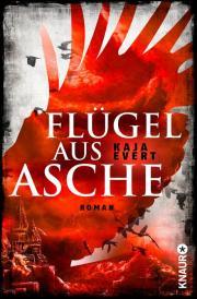 Buch-Cover, Kaja Evert: Flügel aus Asche