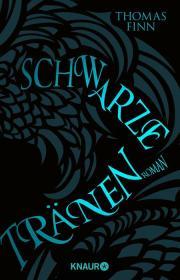 Buch-Cover, Thomas Finn: Schwarze Tränen