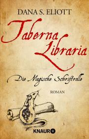 Buch-Cover, Dana S. Eliot: Die magische Schriftrolle