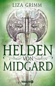 Buch-Cover, Liza Grimm: Die Helden von Midgard