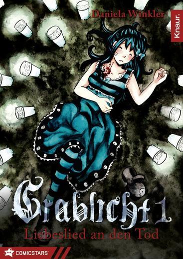 Buch-Cover, Daniela Winkler: Liebeslied an den Tod