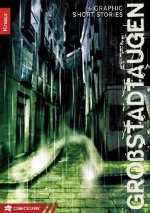 Buch-Cover, Anne Delseit: Großstadtaugen
