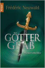 Buch-Cover, Frédéric Neuwald: Göttergrab