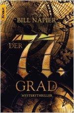Buch-Cover, Bill Napier: Der 77. Grad