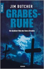 Buch-Cover, Jim Butcher: Grabesruhe