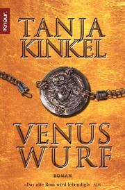 Buch-Cover, Tanja Kinkel: Venuswurf
