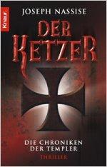 Buch-Cover, Joseph Nassise: Der Ketzer
