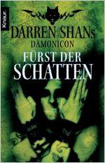 Buch-Cover, Darren Shan: Fürst der Schatten