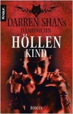 Buch-Cover, Darren Shan: Höllenkind