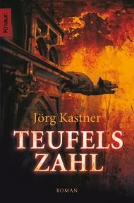 Buch-Cover, Jörg Kastner: Teufelszahl